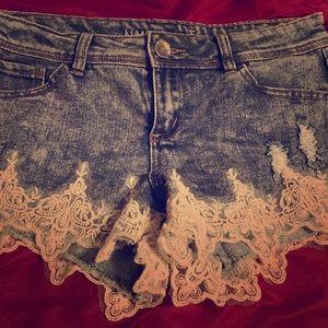 Super cut Almost Famous shorts